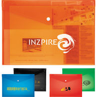 *NEW* Letter-Size Document Folder with Snap Closure