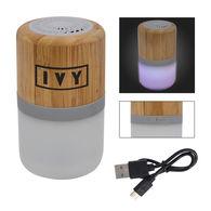 *NEW* Bamboo Wireless Light-Up Speaker