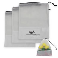 *NEW* 3-Piece Market Mesh Bag Set - 100% Recycled from Plastic Bottles!