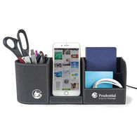 *NEW* 3-Part Wireless Charging Desk Organizer Set Magnetically Attaches, Allows for Maximum Flexibility