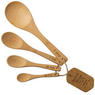 *NEW* Bamboo Measuring Spoons