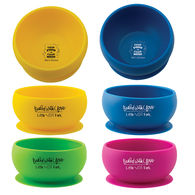 *NEW* Silicone Bowl with Suction Cup Base