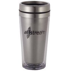 16 oz. Tumbler with Stainless Steel Liner
