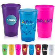 *NEW* 22 oz. Stadium Cup with Wraparound Full-Color Printing