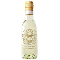*NEW* Mini Chardonnay White Wine in Custom-Etched Bottle