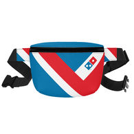 *NEW* Custom Dye-Sublimated Hip Pack - LOW MINIMUMS!