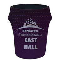 *NEW* Trash Can Wrap for 44 Gallon Cans, Full-Color Imprint