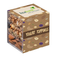 *NEW* Gourmet Yogurt-Topping Set includes Granola with Almonds, Trail Mix and Raw Almonds