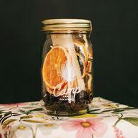 *NEW* Camp® Craft Just-Add-Alcohol Cocktails CRANBERRY MARTINI Mason Jar Infusing Kits