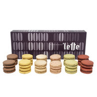 *NEW* 'Lette Macarons® 24 Count Mixed Assortment - Shipped Fresh!