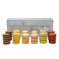 *NEW* 'Lette Macarons® 36 Count Mixed Assortment - Shipped Fresh!