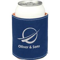 *NEW* Leatherette Beverage Holder - Low Minimum Order!