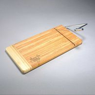 *NEW* Bamboo Cheese Cutting Board - Low Minimum Order!