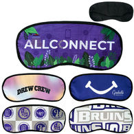 *NEW* This Sleep Mask is Super Soft with Full Color Printing