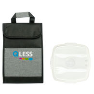 *NEW* Lunch Set with Cooler Bag and Container with Freezer Pack