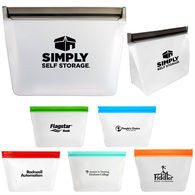 *NEW* Color-Accented Reusable Food Storage Bag