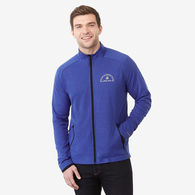 *NEW* Quick Ship MEN'S Eco-Knit Jacket Made from Recycled Water Bottles
