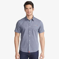 *NEW* UNTUCKit® Men's Petrus Wrinkle-Free Short Sleeve Shirt