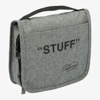 *NEW* Hanging Toiletry or Accessory Bag with Two Internal Zippered Mesh Compartments.
