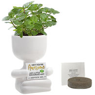 *NEW* Seated Person Planter Kit