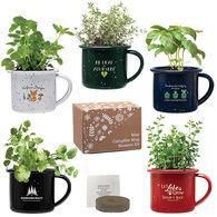 *NEW* Mini Campfire Mug Planter Kit