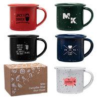 *NEW* 2 oz. Mini Campfire Mug Shot Glass