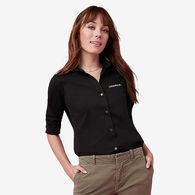*NEW* UNTUCKit® Ladies' Bella Long Sleeve Shirt