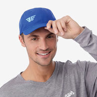 *NEW*Quick Ship Polyester Microfiber Twill Hat with Hook and Loop Closure