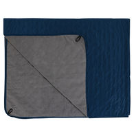 *NEW* Durable, Retail-Quality Waterproof Machine-Washable Stadium Blanket Rolls Into a Cinched Carry Sack with Cute Handle