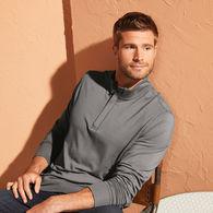 *NEW* Travis Mathew® Men's Newport Quarter Zip Fleece