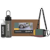 *NEW* Welcome Back to the Office Gift Set Includes Sanitizer, Mask, Mask Keeper, and Thermos in a Cardboard Gift Box