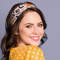 *NEW*Full Color Velvet Headband