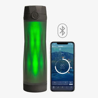 *NEW* HidrateSpark® 20 oz V3 Glowing Bluetooth Smart Water Bottle - Tracks Your Water Intake