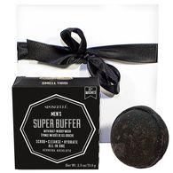 *NEW* Men's Spa Gift Box Includes Super Buffer and Bath Bomb