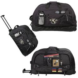 "25"" Urban Passage Polycanvas Rolling Duffel Bag"