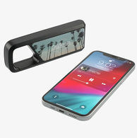 *NEW* Bluetooth Speaker with Carabiner Clip for Convenient On-The-Go Listening