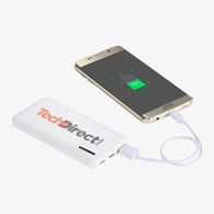 *NEW* Universal Power Bank, High-Density Compact Format - 5000 mAh - Includes Micro-USB-to-USB