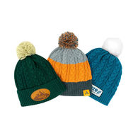 *NEW* Pantone Color Matched Cable Knit Beanie