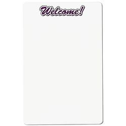 Vertical 15pt. Dry-Erase Mirage Board