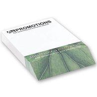 Bic® Sticky Note Beveled Notepads