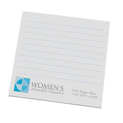 "Post-it&reg Notes - 4"" x 4"" - 50 Sheet"