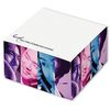 Post-it&reg Notes Half Cube - 2.75