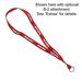 "5/8"" Polyester 1-Ply Super Value Lanyard"