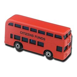 Die Cast HK Double Decker Bus