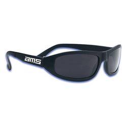 Terminator Rubber Sport Wrap Sunglasses