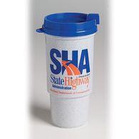 16 oz. Insulated Auto Mug (No Handle)
