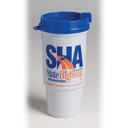 16 oz. Insulated Auto Mug (No Handle)