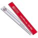 "Promotional Ruler is 12"" Long with a Large Imprint Area"