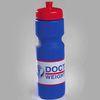 28 oz. Dishwasher-Safe Bike Bottle (Colors) (BPA-Free)